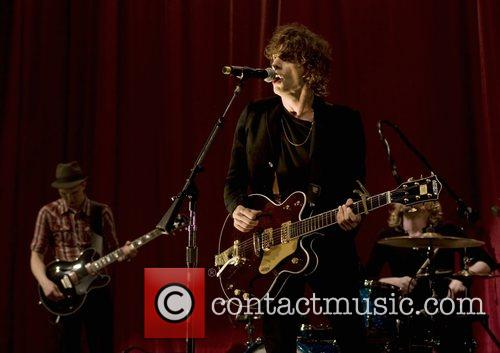 Razorlight and Johnny Borrell 7