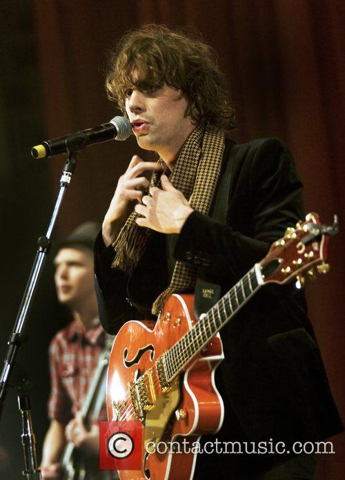 Razorlight and Johnny Borrell 11