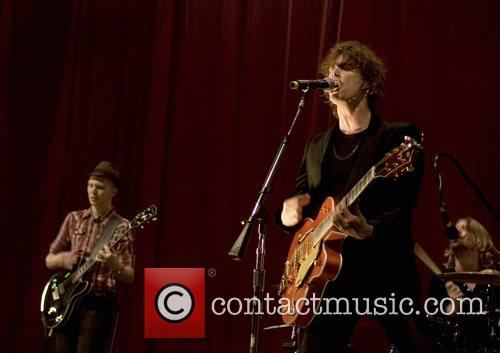 Razorlight, Johnny Borrell and Bbc Electric Proms 10