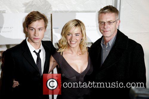 David Kross, Kate Winslet, Stephen Daldry The New...