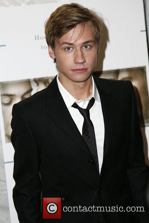 David Kross The New York premiere of 'The...