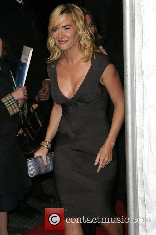 Kate Winslet The New York premiere of 'The...