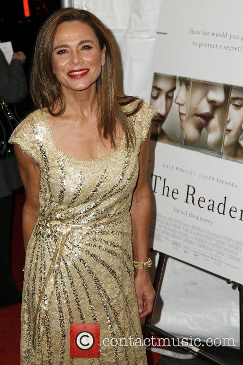 Lena Olin The New York premiere of 'The...