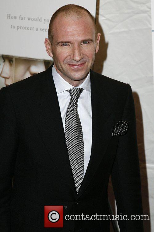 Ralph Fiennes The New York premiere of 'The...