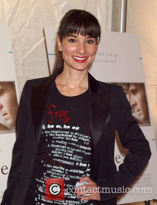 Alison Becker The New York premiere of 'The...