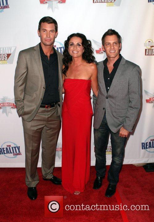 Jeff Lewis, Jenni Pulos and Ryan Brown