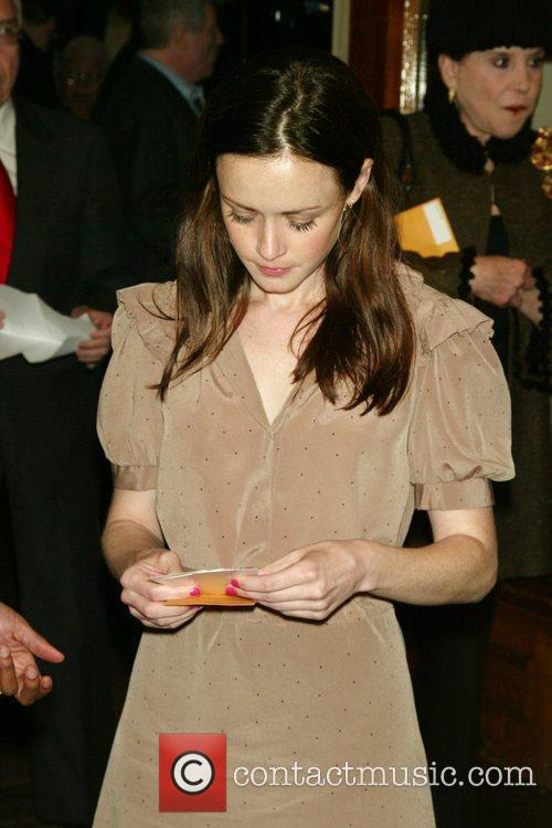 Alexis Bledel  Opening Night of the Broadway...