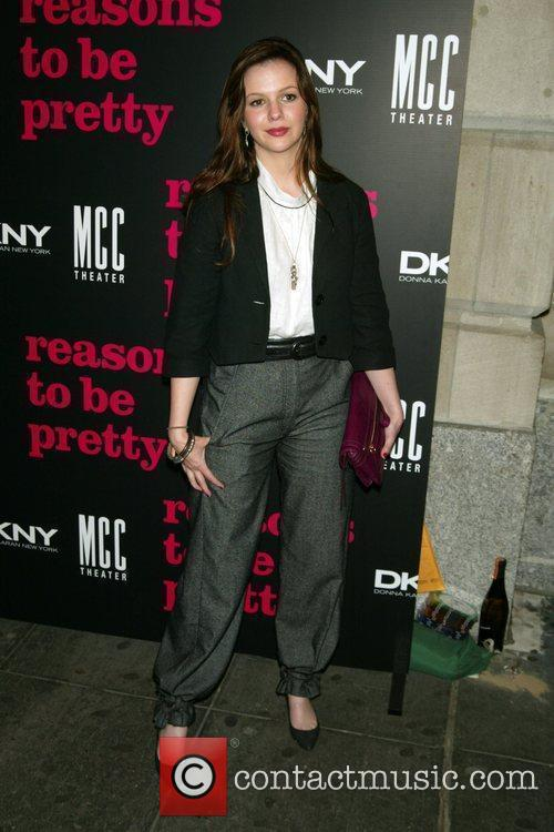 Opening Night of the Broadway play 'Reasons To...