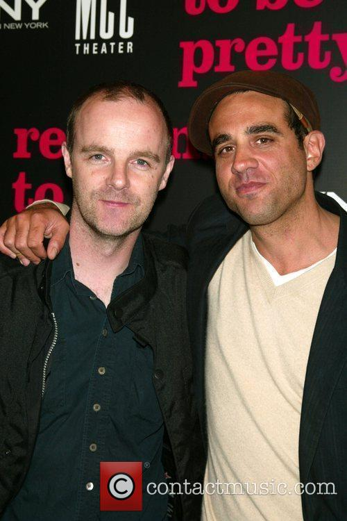Brian F. O'byrne and Bobby Cannavale