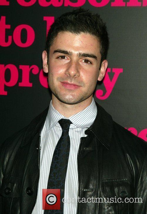 Adam Cantor Opening night of the Broadway play...
