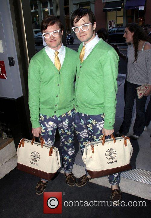 Andrew and Tommy Hilfiger 2