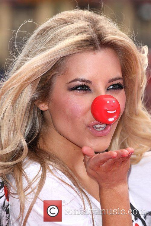 Red Nose Day - press launch held at...