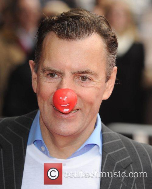 Duncan Bannatyne Red Nose Day - press launch...