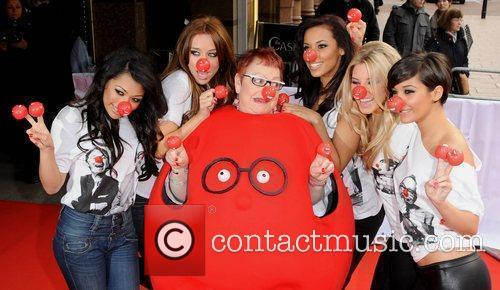 Jo Brand and The Saturdays Red Nose Day...