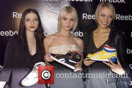 Michelle Trachtenberg, Taylor Momsen and Katrina Bowden...