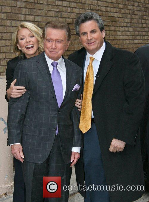 Regis Philbin and Kelly Ripa 8