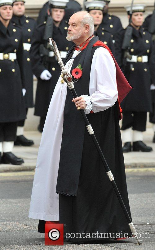 Richard Chartres, the Bishop of London Remembrance Sunday...