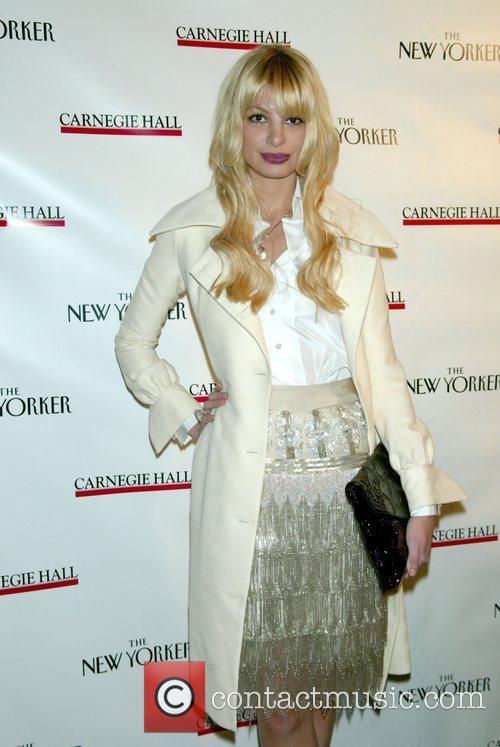 Ashley Shaw wearing Malan Breton Revival: Broadway's Next...