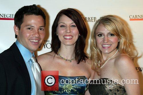 Jason Tam, Mara Davi, Annaleigh Ashford Revival: Broadway's...