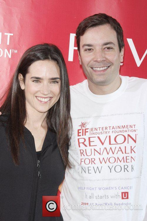Jennifer Connelly and Jimmy Fallon 12th Annual EIF...