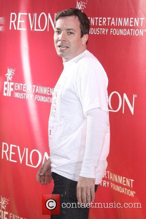 Jimmy Fallon  12th Annual EIF Revlon Run/Walk...