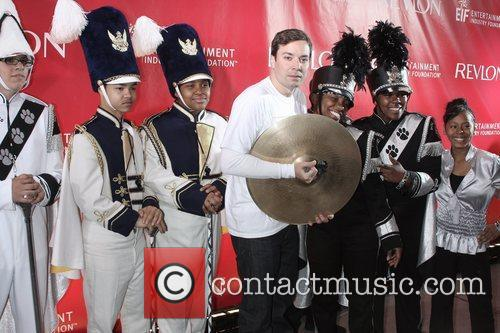 Jimmy Fallon and the Soultigers Drum and Bugle...