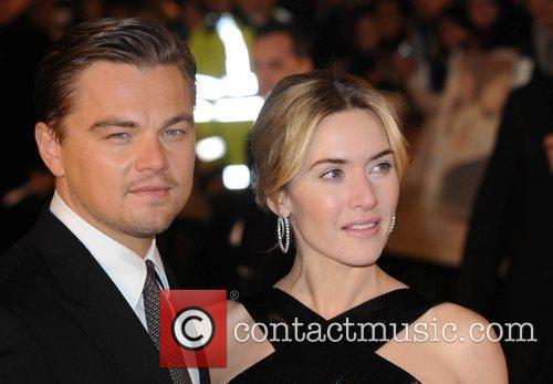 Leo DiCaprio with Kate Winslet