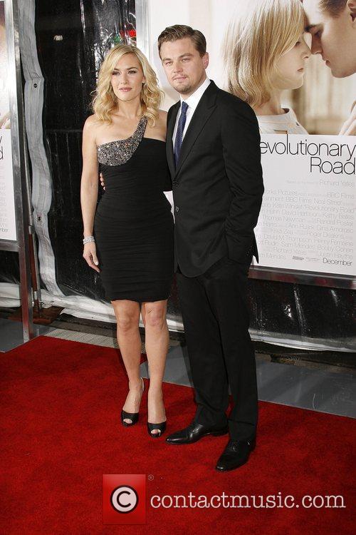 Kate Winslet and Leonardo DiCaprio 11