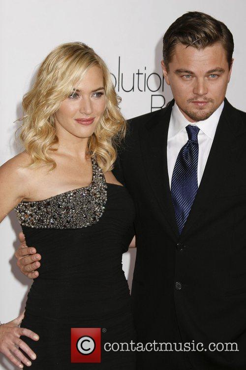 Kate Winslet and Leonardo DiCaprio 2