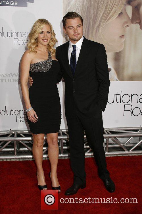 Kate Winslet and Leonardo DiCaprio 9