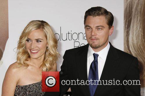 Kate Winslet and Leonardo DiCaprio 10