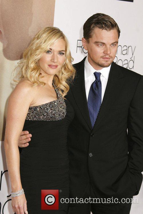 Kate Winslet and Leonardo DiCaprio 7