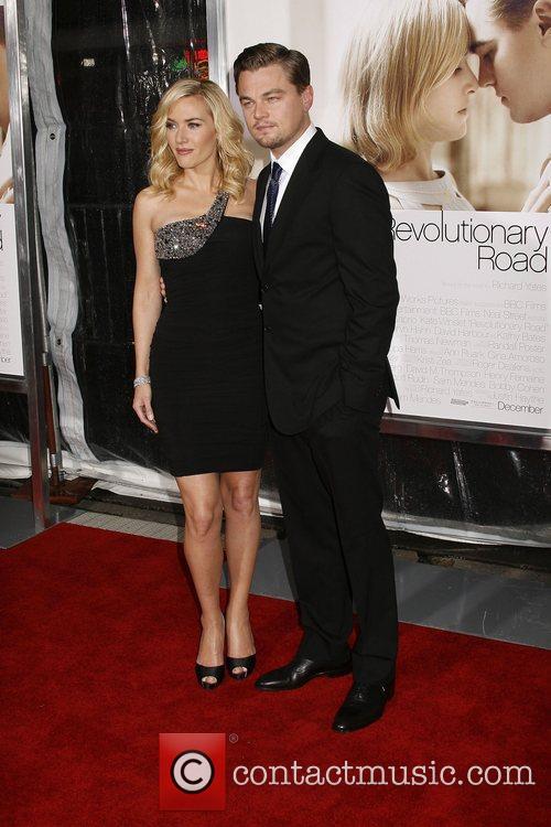 Kate Winslet and Leonardo DiCaprio 8