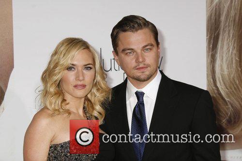 Kate Winslet and Leonardo DiCaprio 12