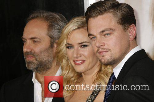 Sam Mendes and Kate Winslet 7