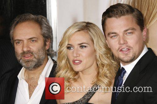 Sam Mendes and Kate Winslet 11