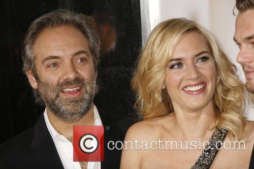 Sam Mendes and Kate Winslet 10
