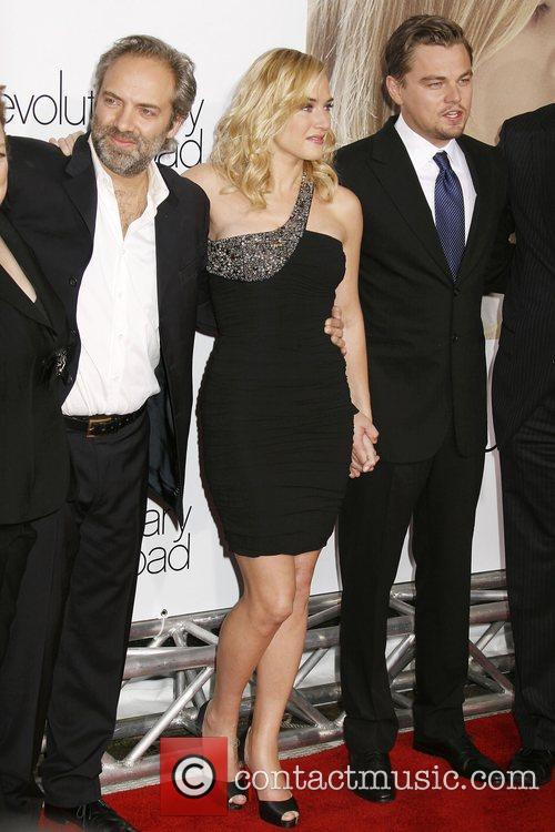 Sam Mendes and Kate Winslet 1