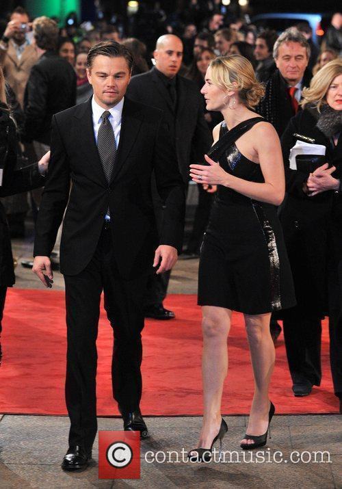 Leonardo Dicaprio and Kate Winslet 6