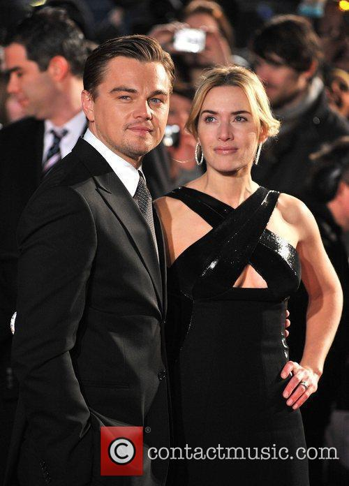 Leonardo Dicaprio and Kate Winslet 2