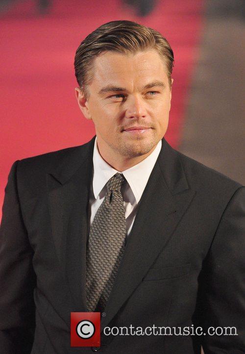Leonardo DiCaprio, Odeon Leicester Square, Evolution Festival