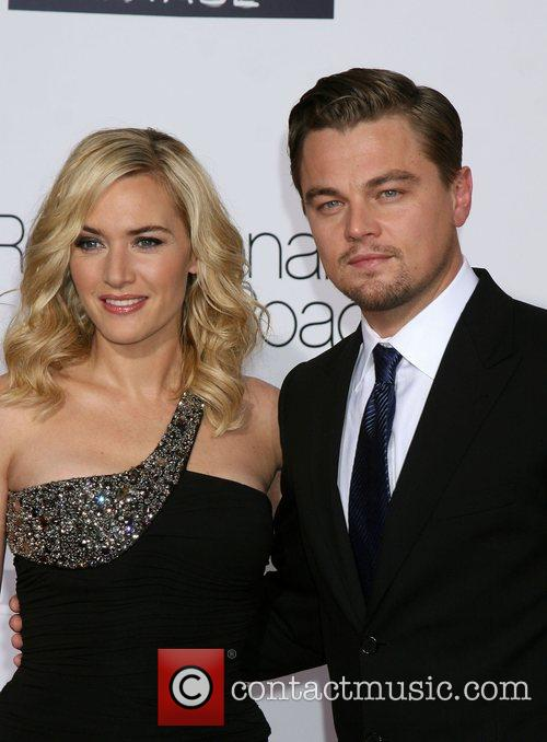 Kate Winslet and Leonardo DiCaprio 6