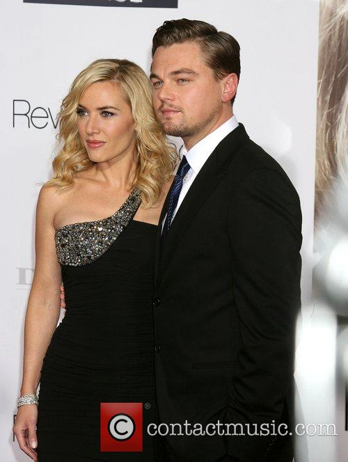 Kate Winslet and Leonardo Dicaprio 10