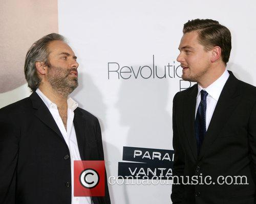 Sam Mendes and Leonardo Dicaprio 3