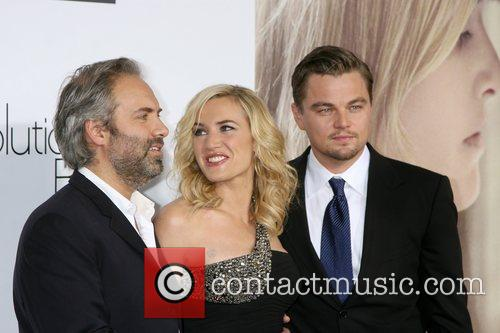 Sam Mendes and Kate Winslet 4