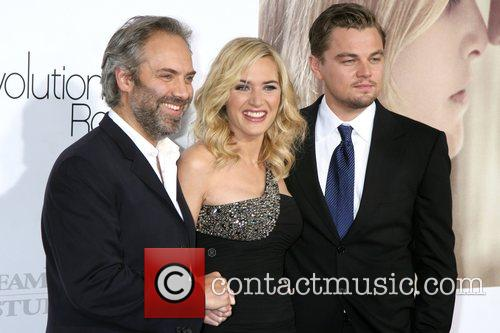 Sam Mendes and Kate Winslet 5