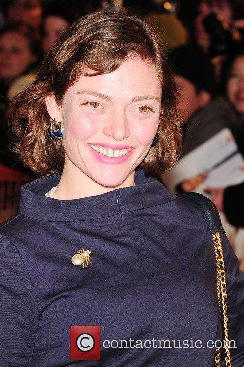 Camilla Rutherford Revolutionary Road UK film premiere held...