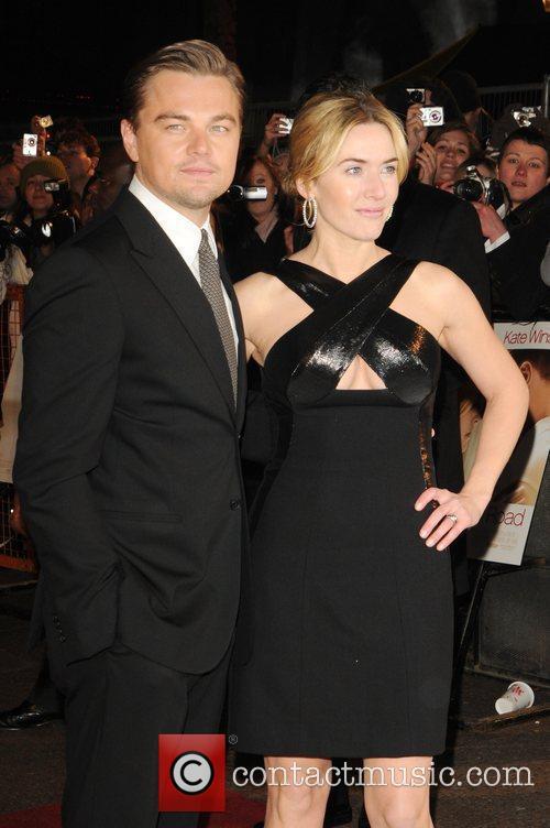 Kate Winslet and Leonardo DiCaprio 6