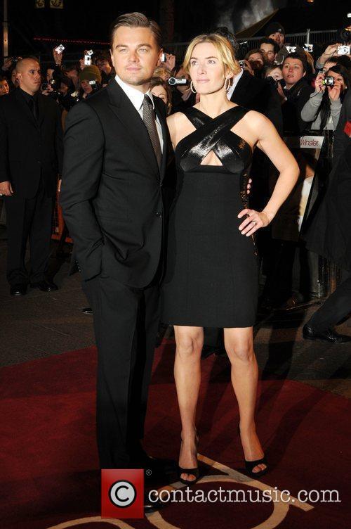 Kate Winslet and Leonardo DiCaprio 5