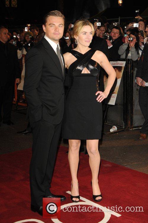 Kate Winslet and Leonardo DiCaprio 3